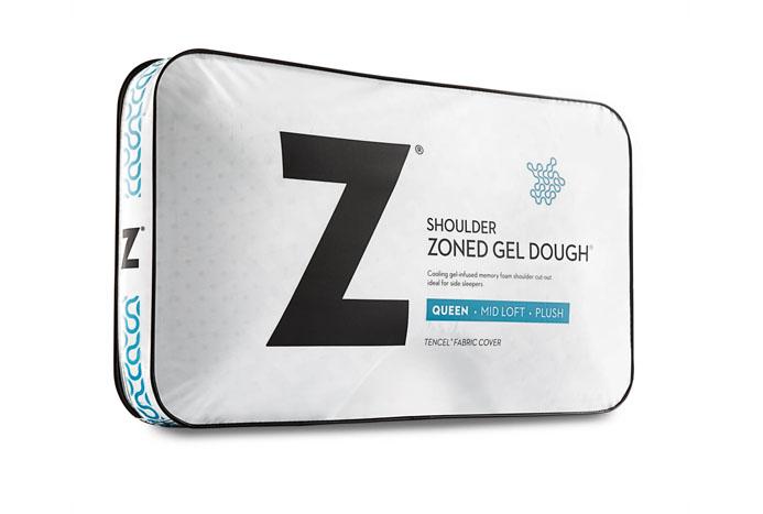 Shoulder Gel Dough Pillow